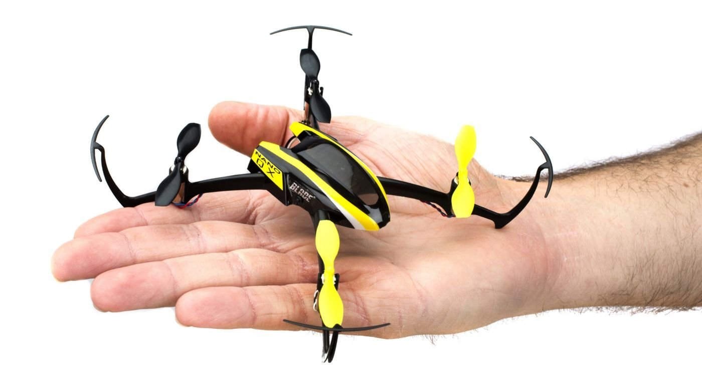 Get 8$ off for BLADE Nano QX BNF Quadcopter Only 71.99$ with code  BNQXS8+