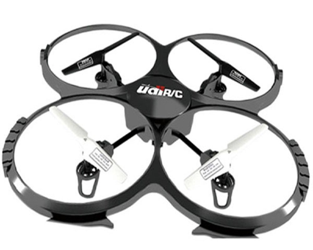 Get 5$ off for UDI U818A 2.4GHz 4 CH 6 Axis Gyro RC Quadcopter with Camera RTF Mode 2 Only 44.99$ with code  UD818A+