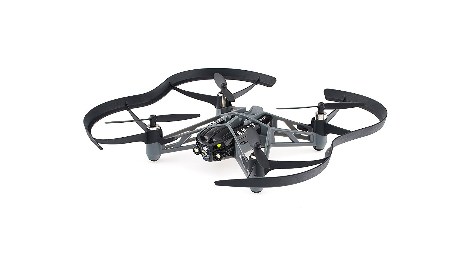 Get 6$ off for Parrot Airborne Night MiniDrone - SWAT  with code ASWAT2