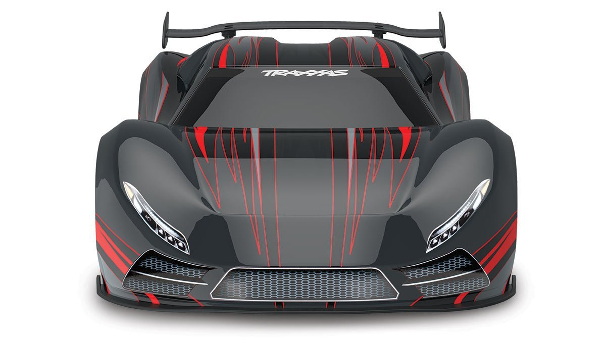 Get Extra 20$ off for Traxxas XO-1 1/7 Scale AWD Supercar with TQi 2.4GHz Radio & TSM, Black Only 819.99$ with code  shipped US