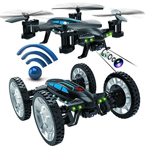Voiture Conception Mode Rc Drone Sans Véhicules Enfants Pour Unique De CewaalJouet Tête Des Volante Vol Quadcopter UVSzpqM