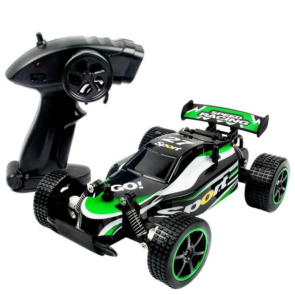 c56e32013ebb Rabing RC Car 1 20 Scale High-speed Remote Control Car Off-Road 2WD Radio  Controlled Electric Vehicle