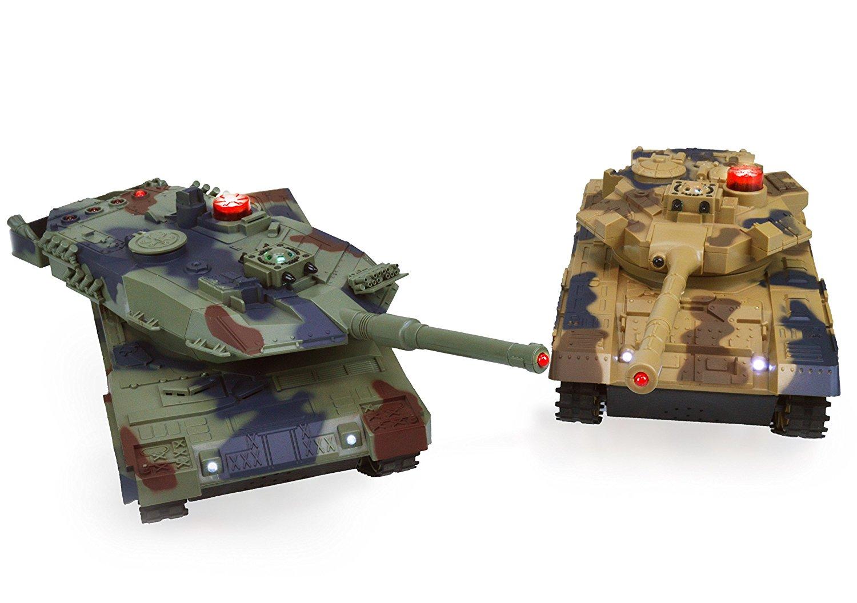Dynasty Toys Laser Tag Tanks Giocattoli Da Combattimento