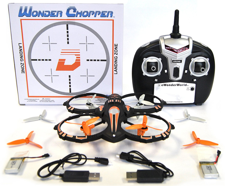 drones télécommandés