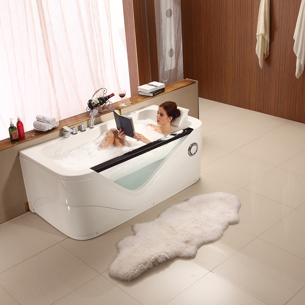 baignoire baln o art mis la luxeuse baignoire avec. Black Bedroom Furniture Sets. Home Design Ideas