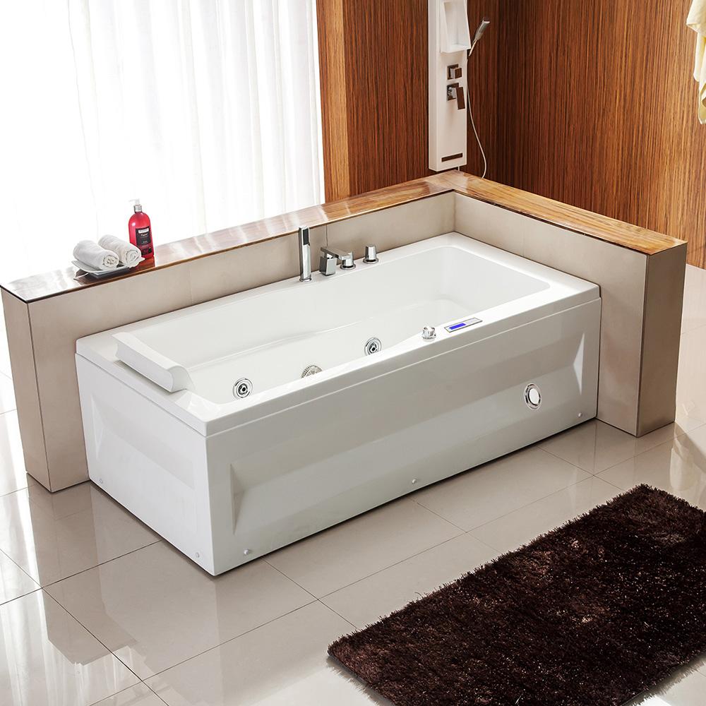 baignoire baln o babylone la simplicit baignoire avec. Black Bedroom Furniture Sets. Home Design Ideas