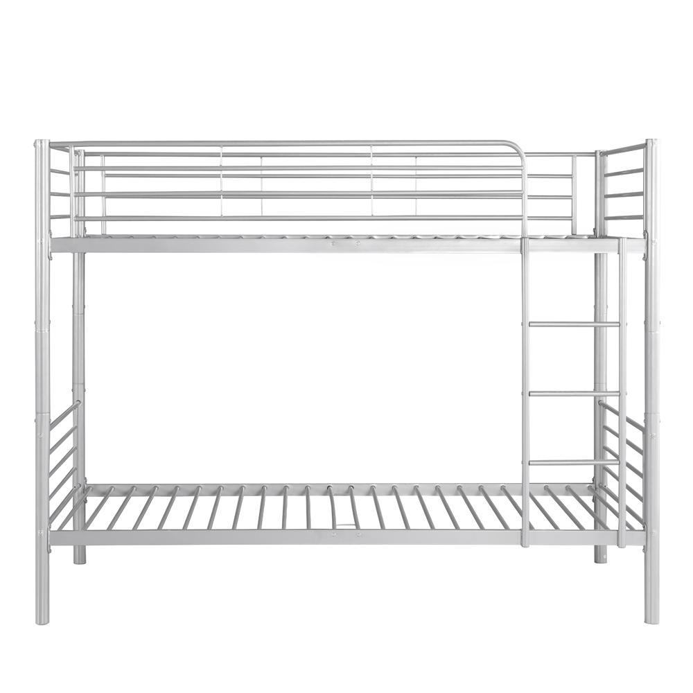 Sólo 114.65€, IKayaa - Marco moderno de cama de literas simple-sobre ...