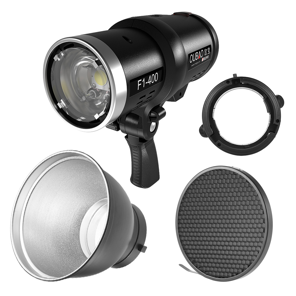 Outdoor Strobe Light Triopo oubao f1 400 400w 18000s high speed sync outdoor flash triopo oubao f1 400 400w 18000s high speed sync outdoor flash strobe light 24g wireless q system dual ttli ttl and e ttl 5600k with 24g wireless workwithnaturefo