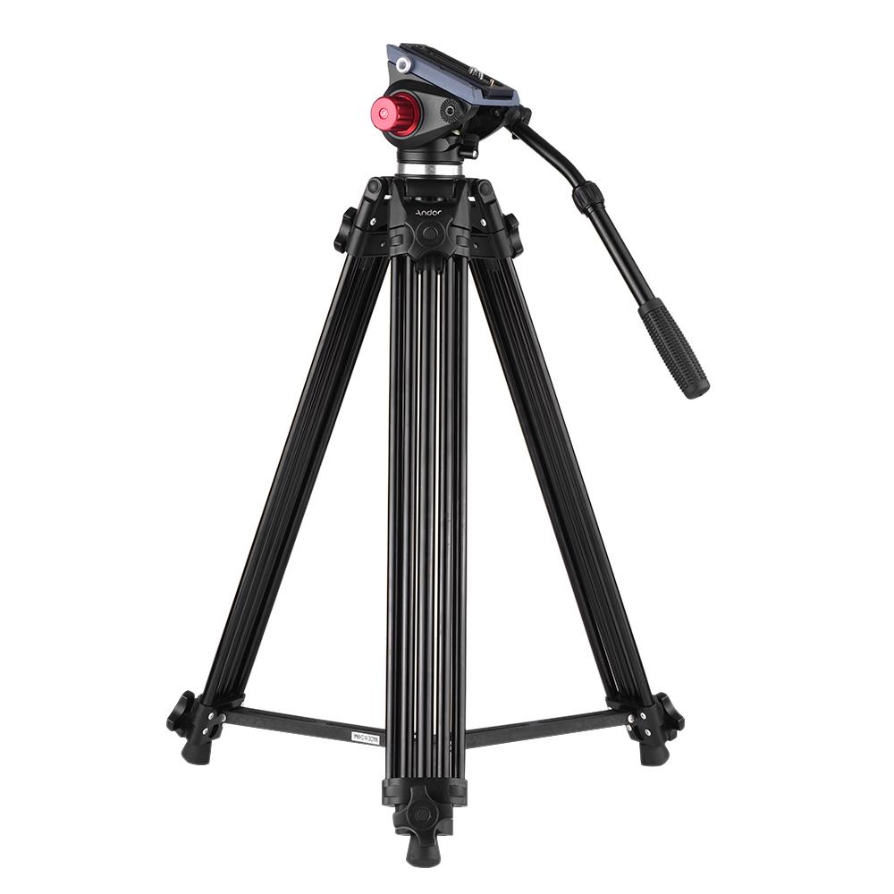Professional Dual Handle Aluminum 67 Tripod Bubble Level for Canon EOS Rebel XSi