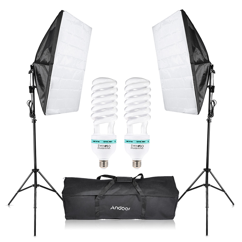 color product pack dimmable shooting neewer for kit photography equipment youtube lighting led bi stand