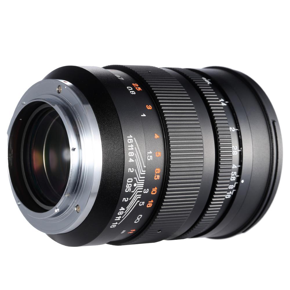 Zhong Yi Optics 50mm F0.95 135 Full Frame Lens for sony A7 / A7r ...