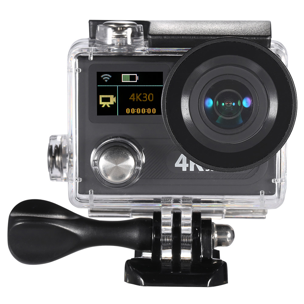 2 Dual Screen Lcd Sports Action Camera Ultra Hd 360 Vr Play Wifi 4k X Pro 6s 12 Mp