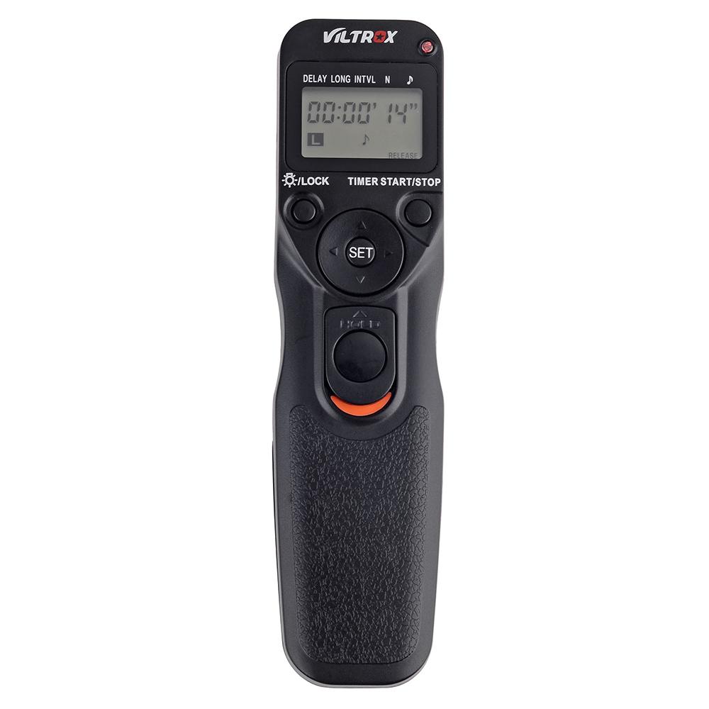 VILTROX JY-710 2.4GHZ FSK Wireless Remote Shutter Controller Set Time Lapse Intervalometer Timer