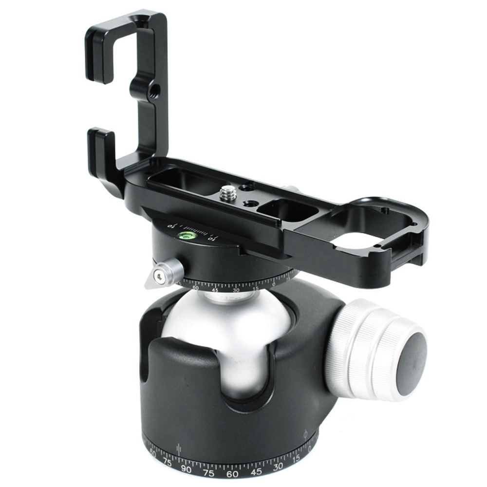 Lb A7 L Shaped Vertical Metal Quick Release Plate Camera Bracket For Kamera Sony Alpha A7s A7r