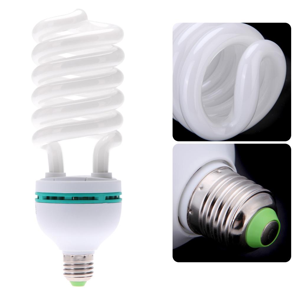 E27 220V 150W 5500K Photo Studio Bulb Video Light Photography Daylight Lamp