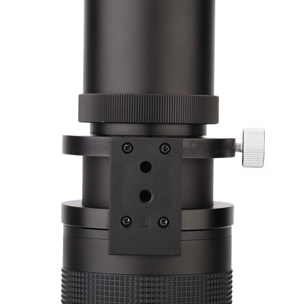 Kelda 650 1300mm F80 16 Ultra Tele Zoom Objektiv Mit T