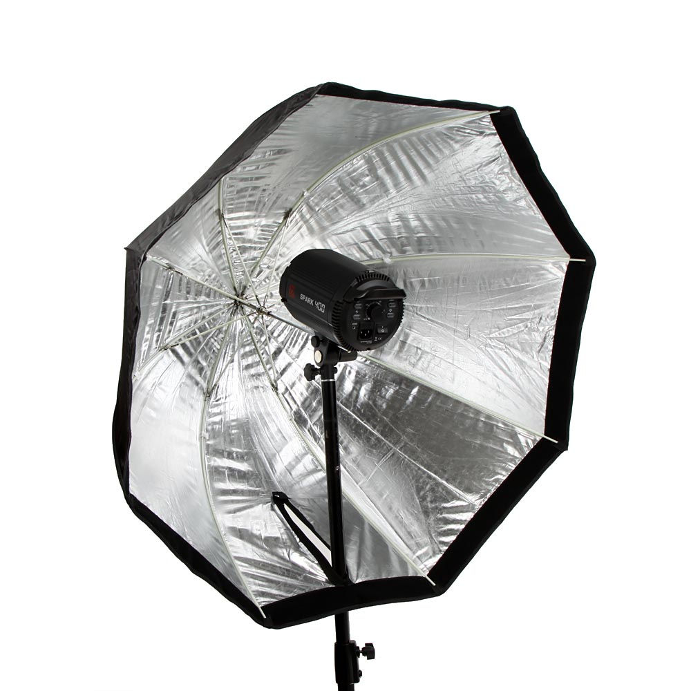 37 Octagon Honeycomb Grid Softbox With Flash Mounting For: 95cm / 37.4in Octagon Umbrella Softbox Brolly Reflector