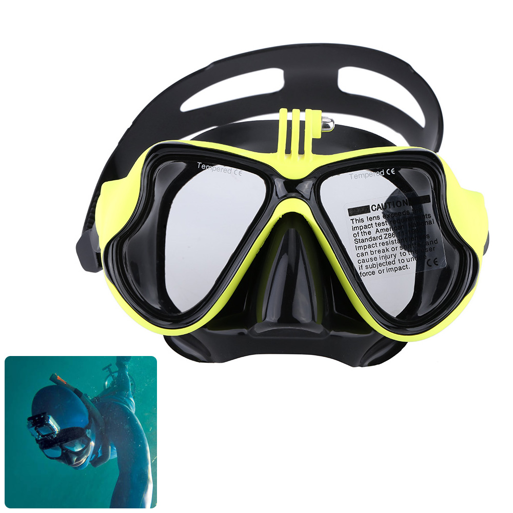 Snorkelling Scuba Diving Mask Goggles Swimming Face Mask