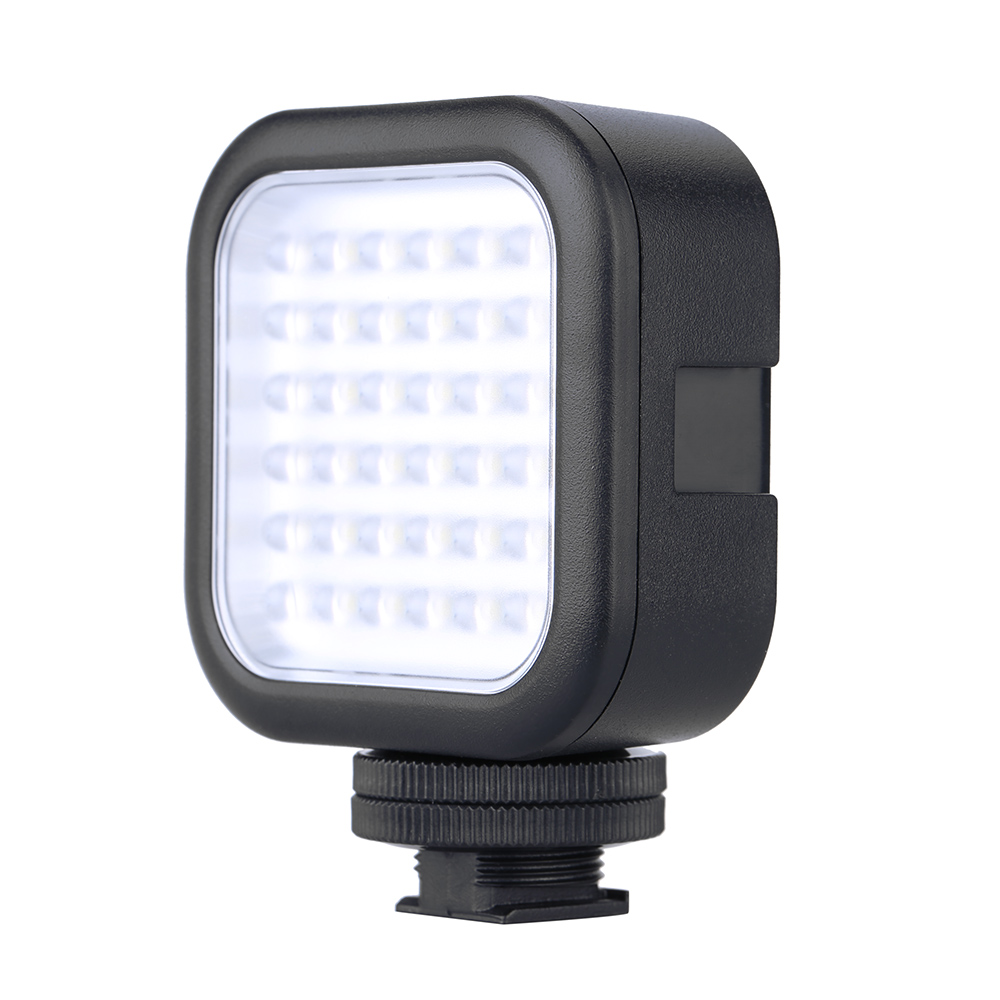 Godox LED36 Video Light 36 LED Lights for DSLR Camera Camcorder mini DVR