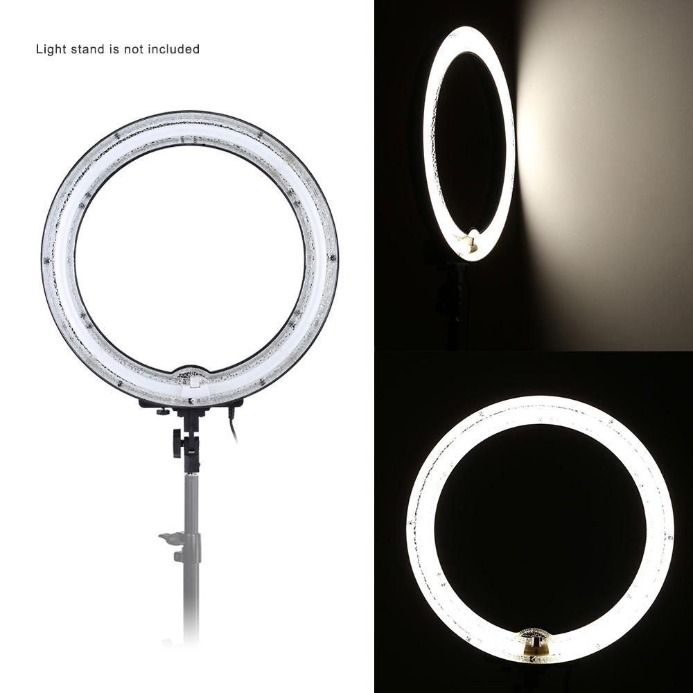 Gvm Photo Studio Led Ring Light: Andoer FA-75D 5500K 75W Ring Digital Photographic Studio