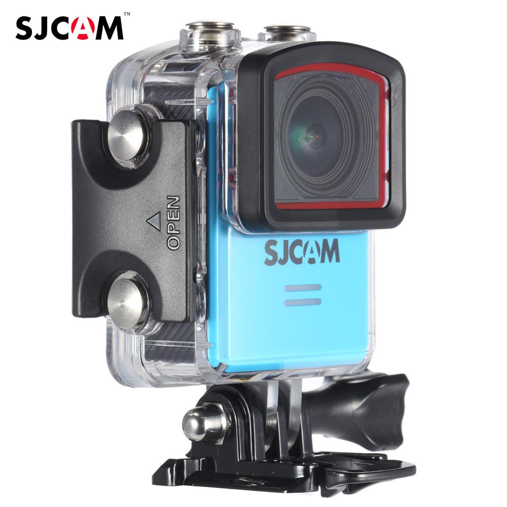 SJCAM M20 4K 24fps 2K 30fps 1080P 60fps Full HD Novatek NTK96660 16MP  166°Wide Angle Waterproof 30M WiFi Anti-Shake Sports Action Camera  Camcorder