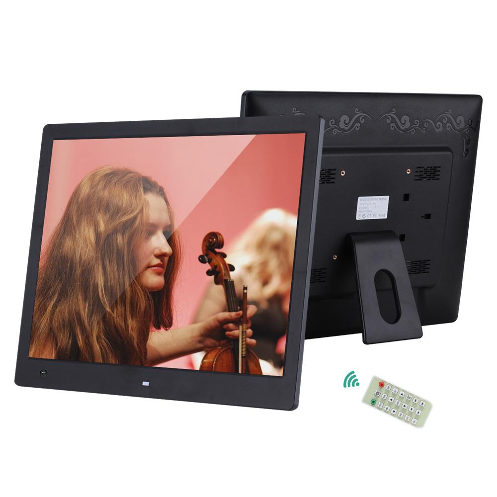 Nur 102.29€, 16 Zoll-Digital-Foto-Rahmen des breiten Schirm-hohen ...