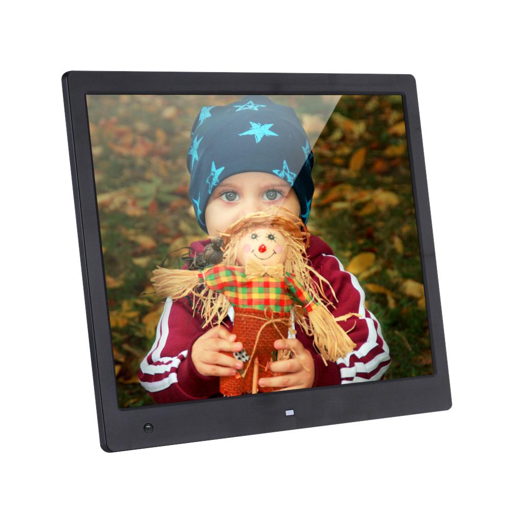 Sólo 96.26€, Marco de fotos digital LED de alta resolución de 16 ...