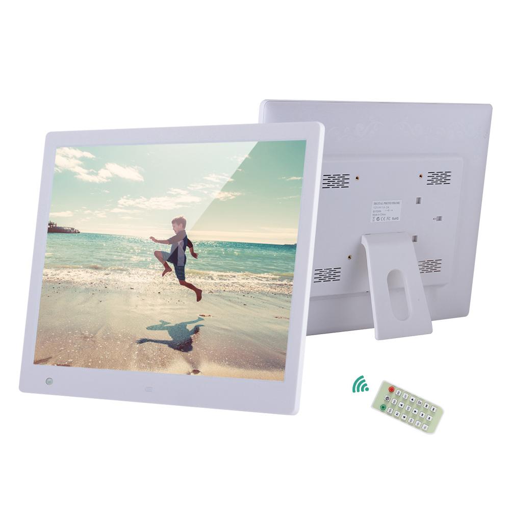 16 Inch Wide Screen 1600 * 1200 High Resolution LED Digital Photo ...