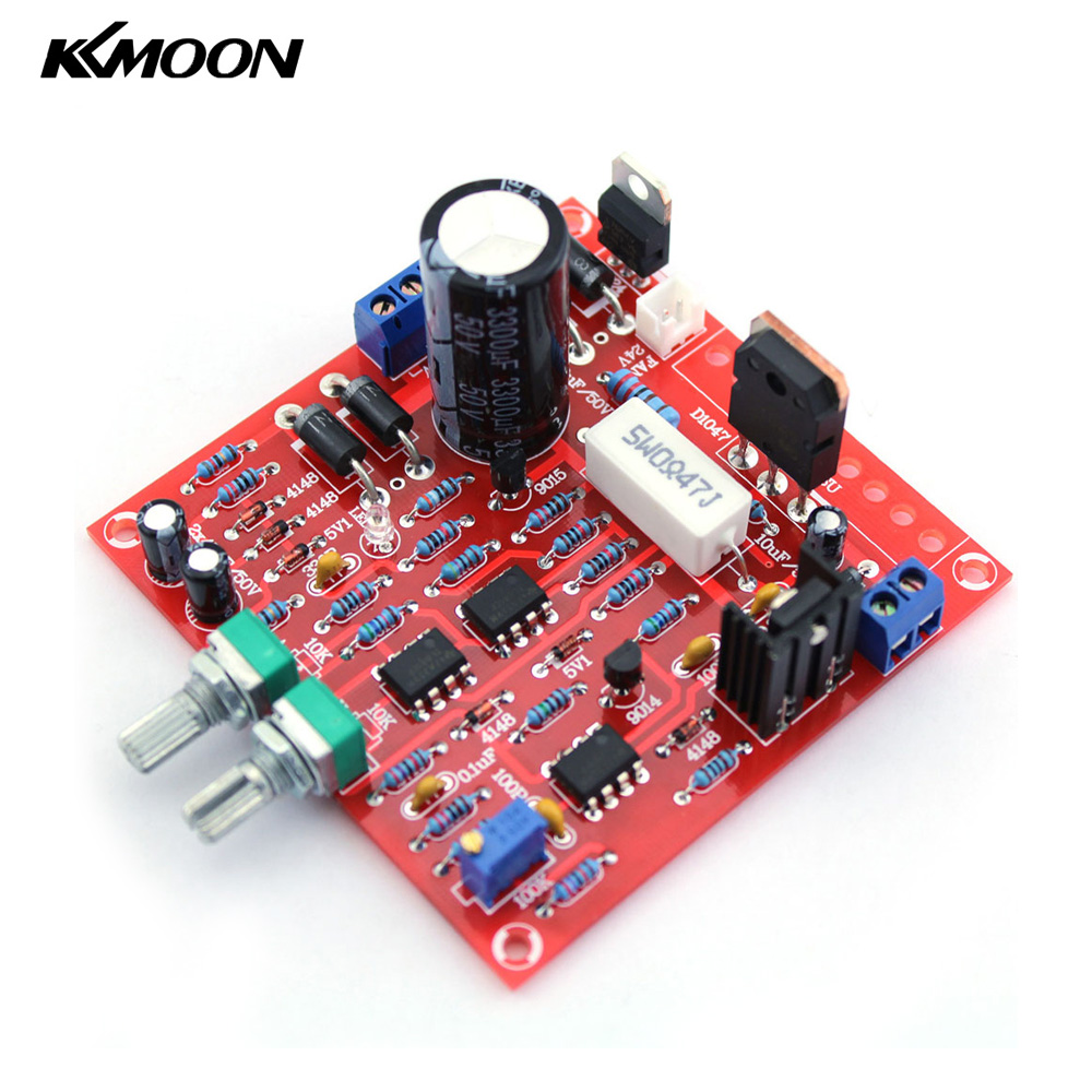 Kkmoon 0 30v 2ma 3a Continuously Adjustable Dc Regulated Power 300v Variable High Voltage Supply Buy At Amazon