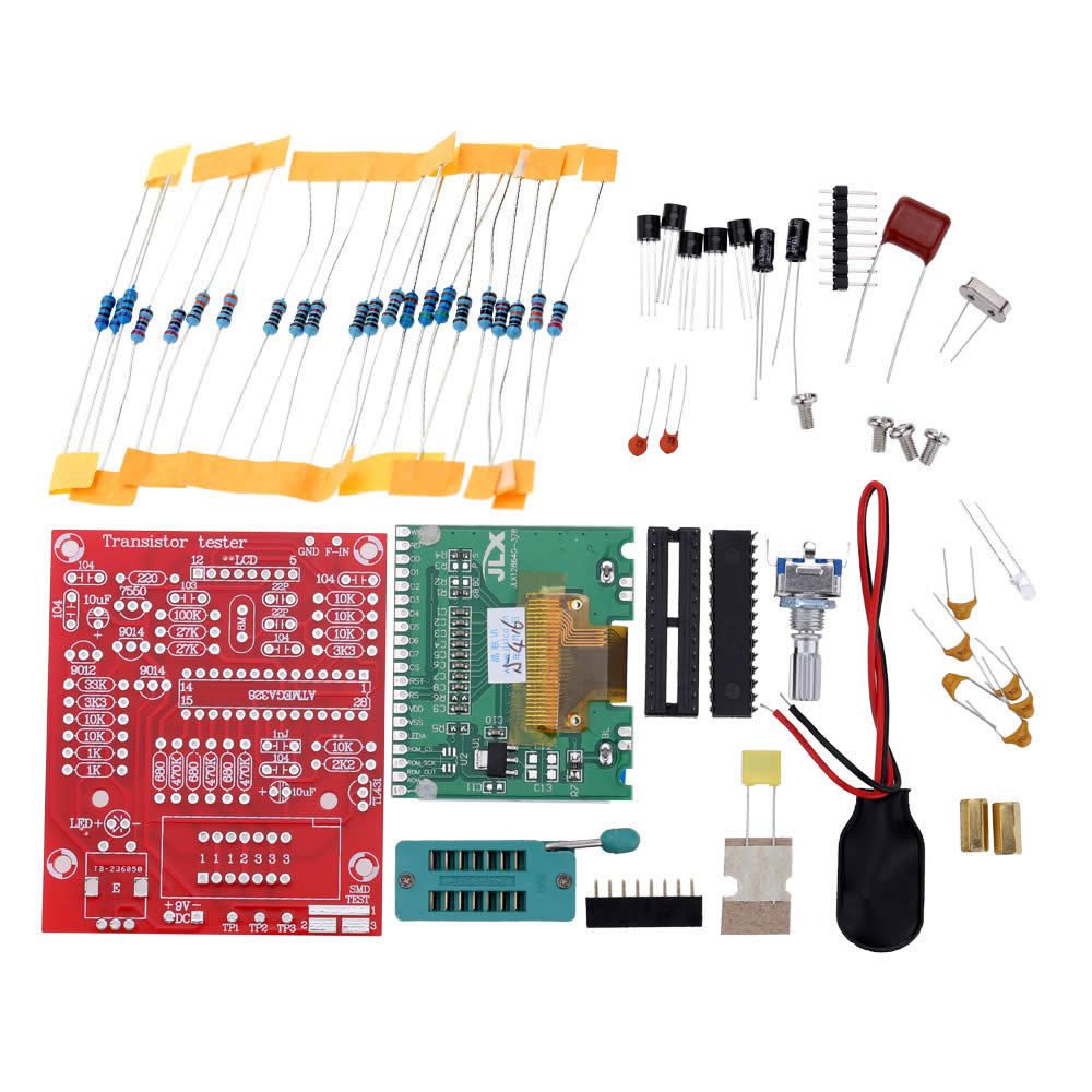 Led Component Tester With Torch Buy At Amazon