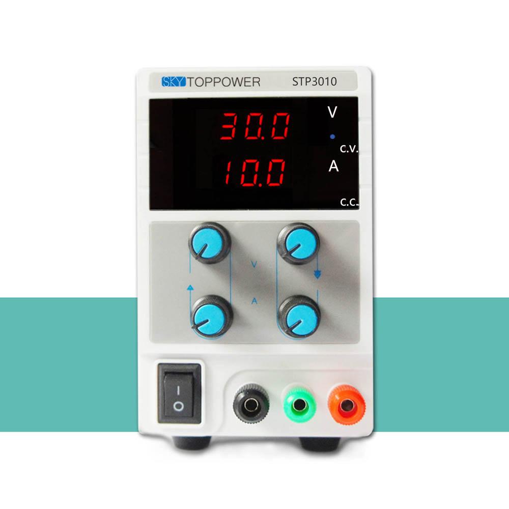 Dc Regulated Power Supply 30v 1a Power Supplies