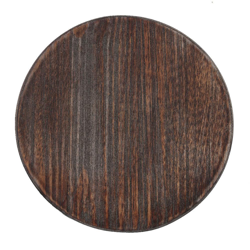 Solo 36.54€, iKayaa naturale legno di pino piano girevole cucina ...