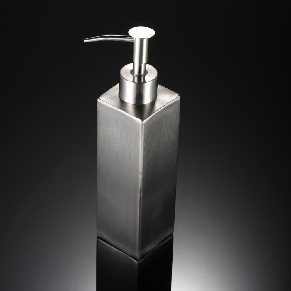 Nur 10.32€, Hochwertige Edelstahl Seifenspender flüssige für Bad ...