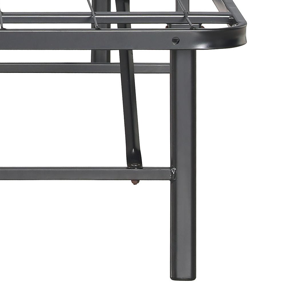 Sólo 297.45€, iKayaa Moderno Heavy-duty plataforma de metal cama ...