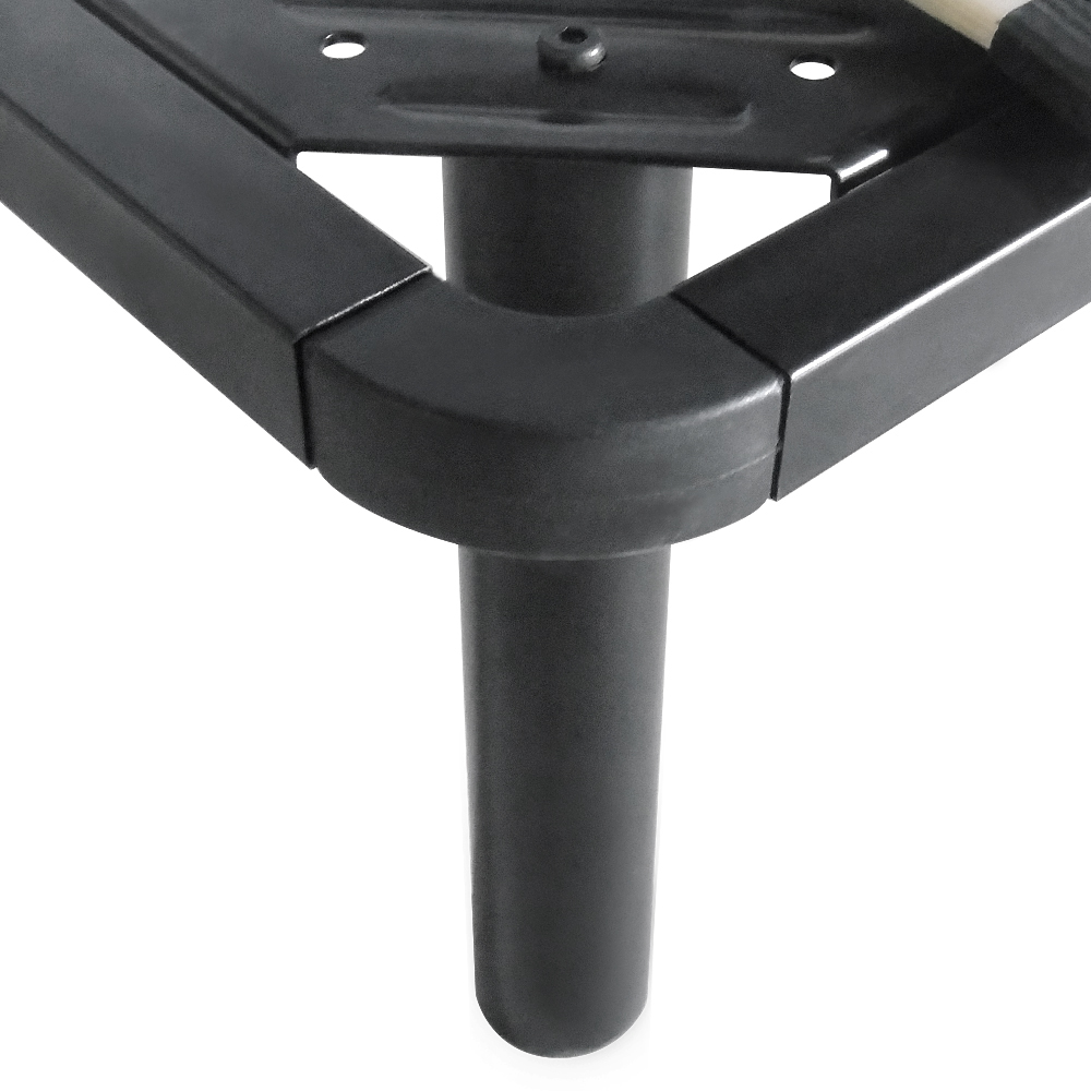 Sólo 113.87€, Estructura de cama iKayaa Plataforma de metal con los ...