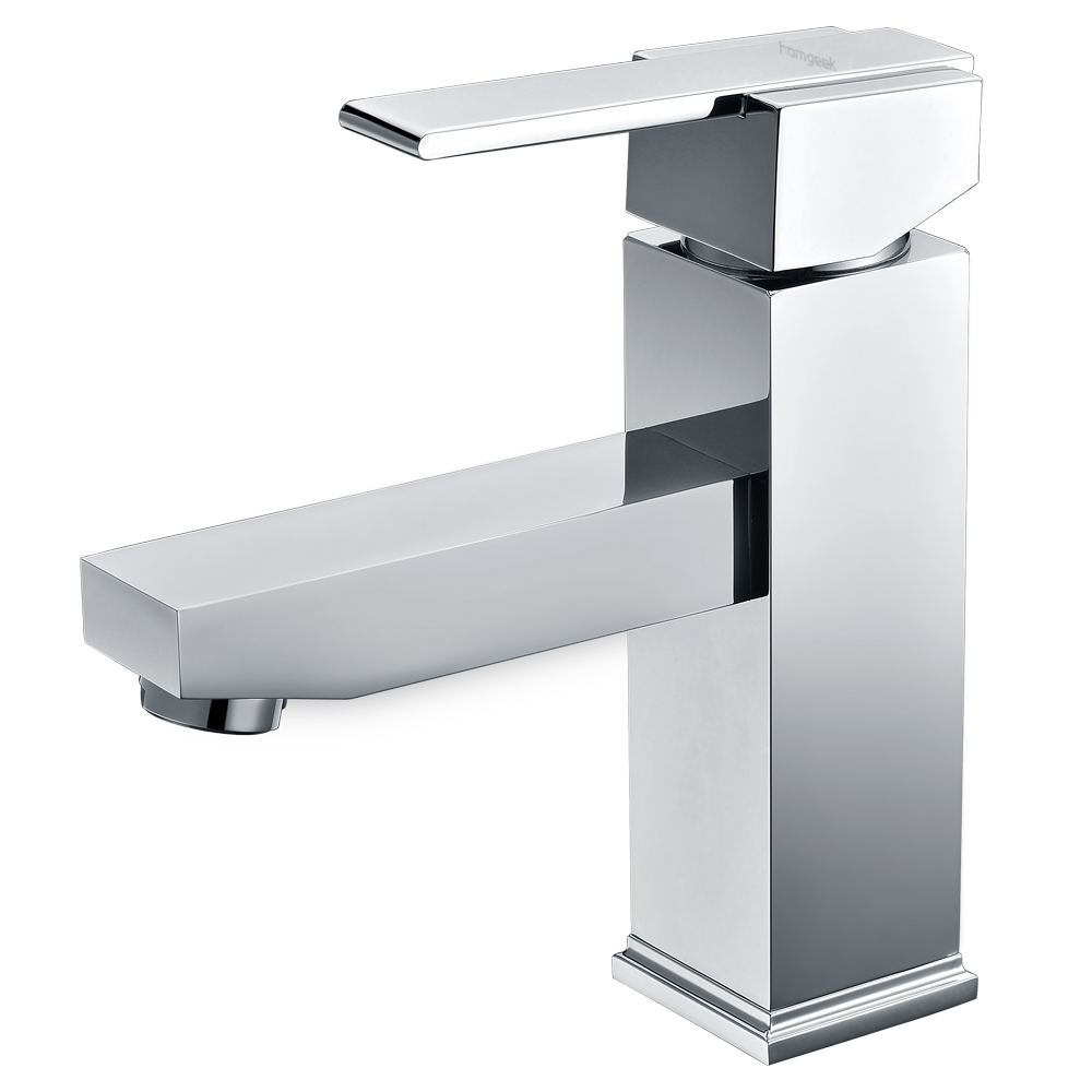 Nur 34.83€, Homgeek Graceful Modern Style Messing-Qualitäts-Einhand ...