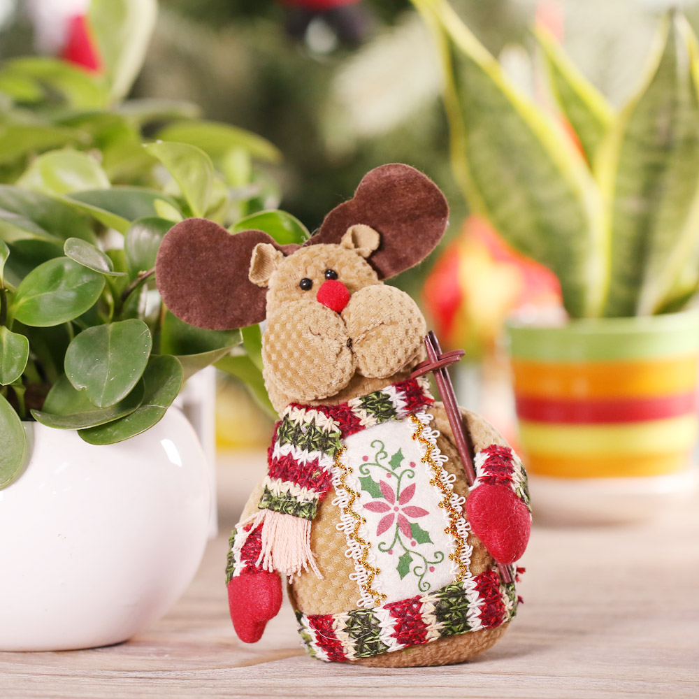 Nur 3.69€, Festnight Attraktive Schöne Weihnachten Spielzeug Puppe ...