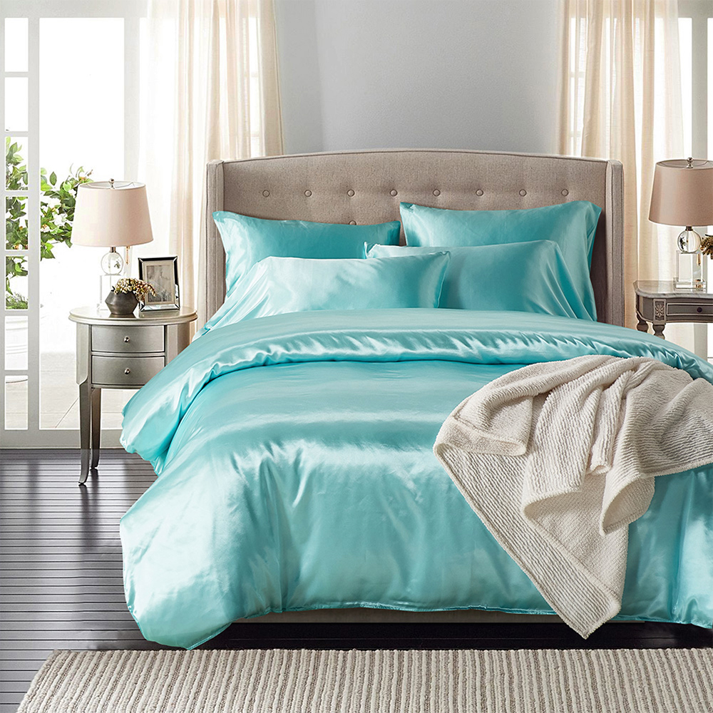 Sólo 27.89€, Conjunto de cobertor de ropa de cama bien hecho similar ...