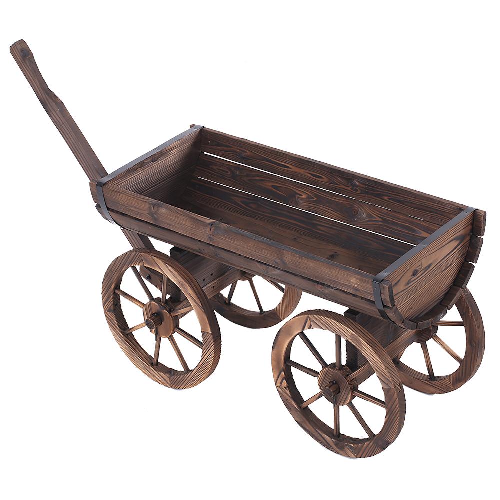 Wood Wagon The Wagon