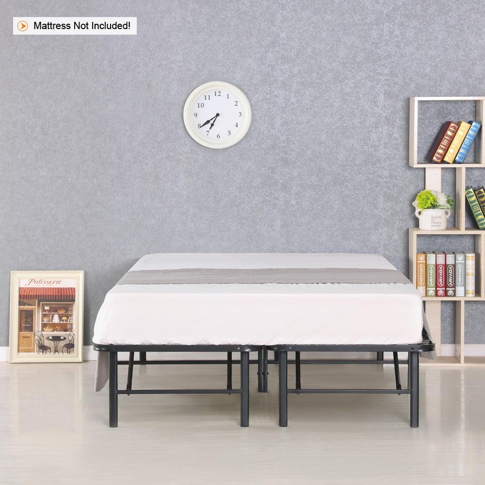 nur ikayaa modern heavy duty plattform metall. Black Bedroom Furniture Sets. Home Design Ideas