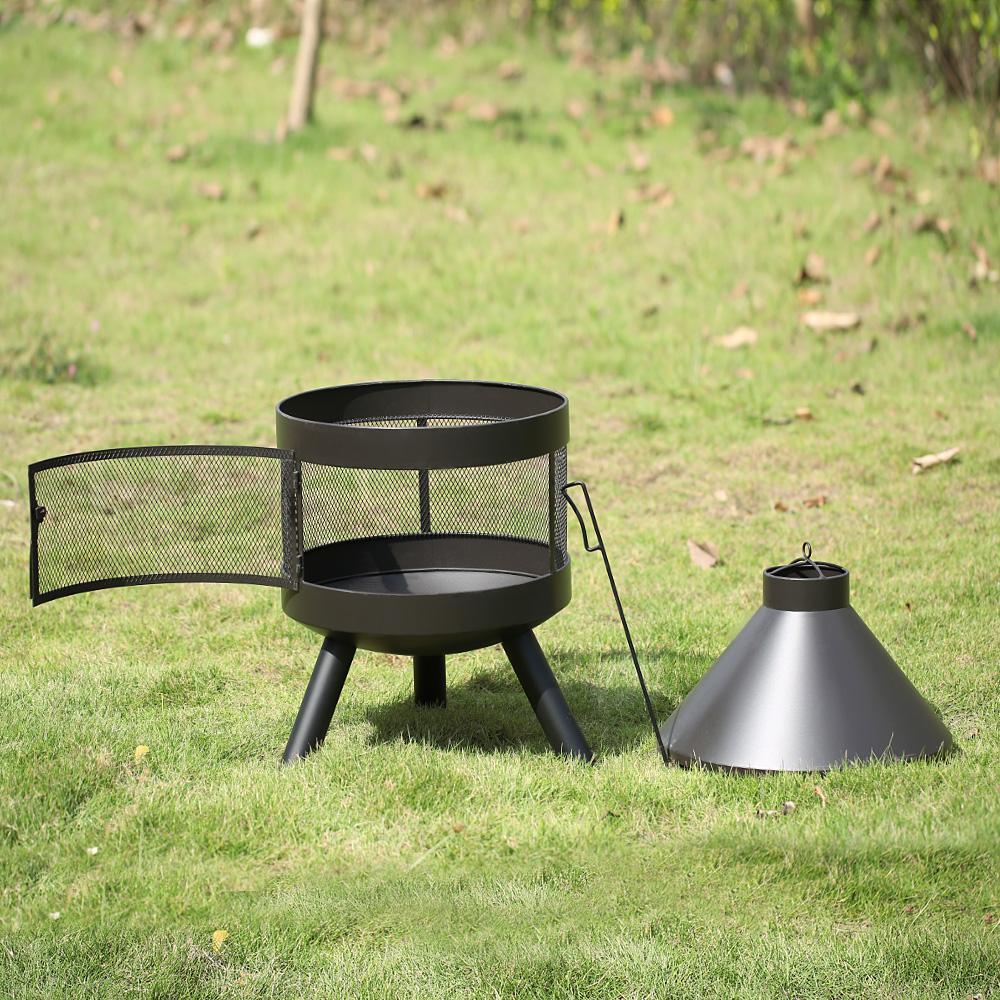 ikayaa po le bois d ext rieur chemin e de jardin sur pieds. Black Bedroom Furniture Sets. Home Design Ideas
