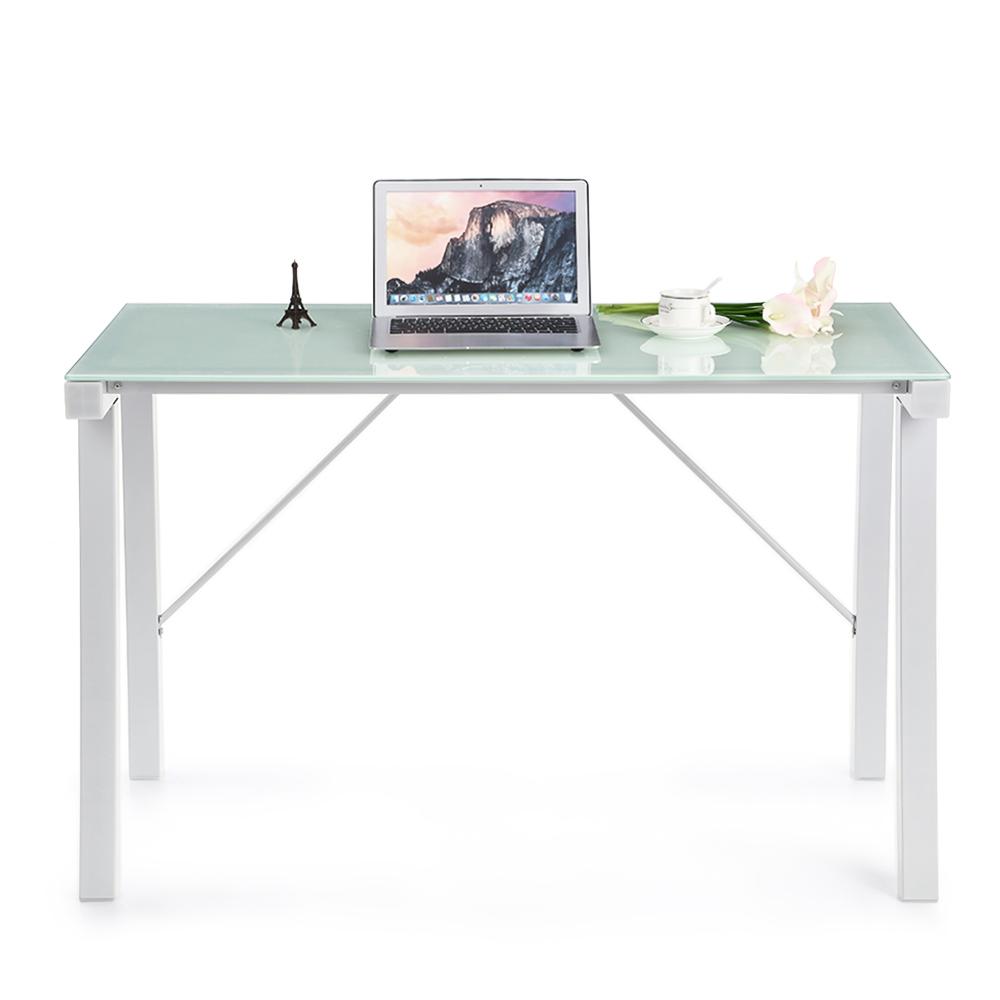 Only ikayaa bureau moderne mobilier bureau d for Bureau ordinateur moderne