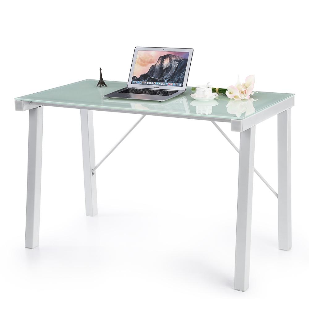 iKayaa Modern Office Furniture Computer Desk