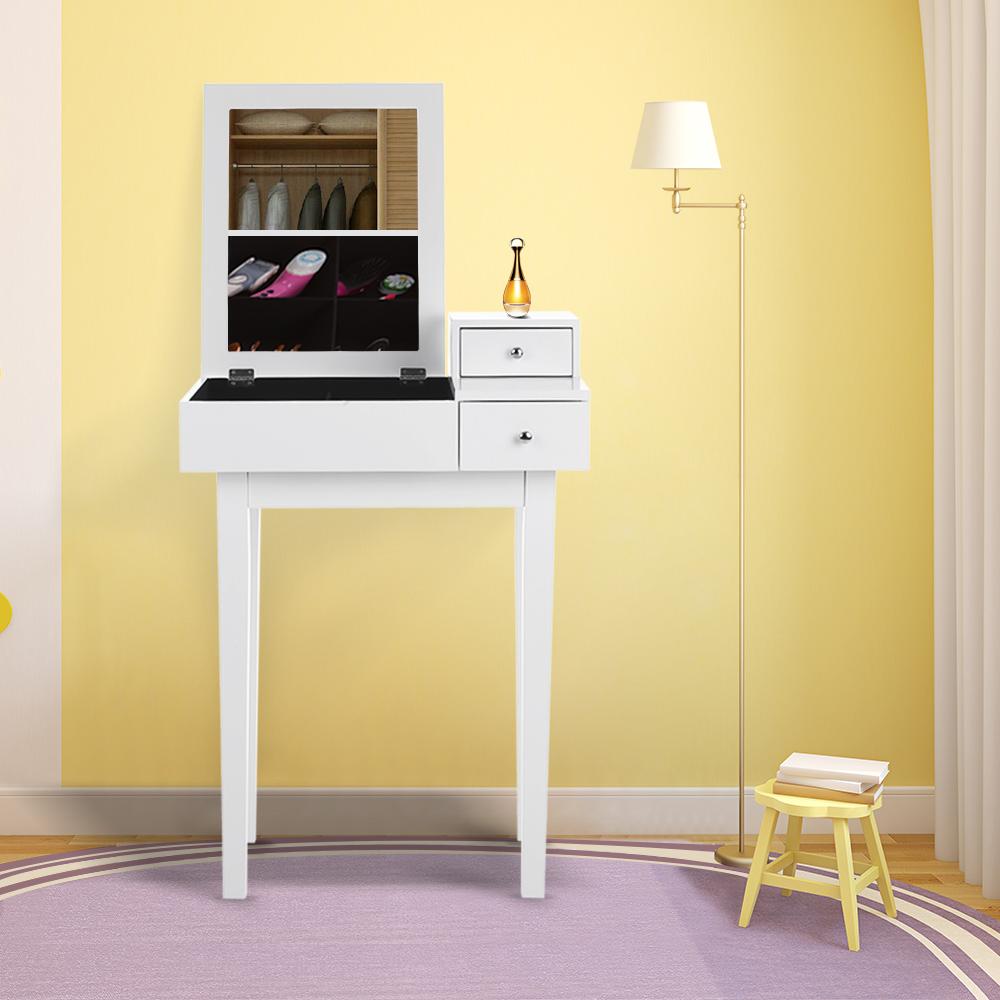 Sólo 72.70€, iKayaa contemporáneo dormitorio Vanidad Tabla ...