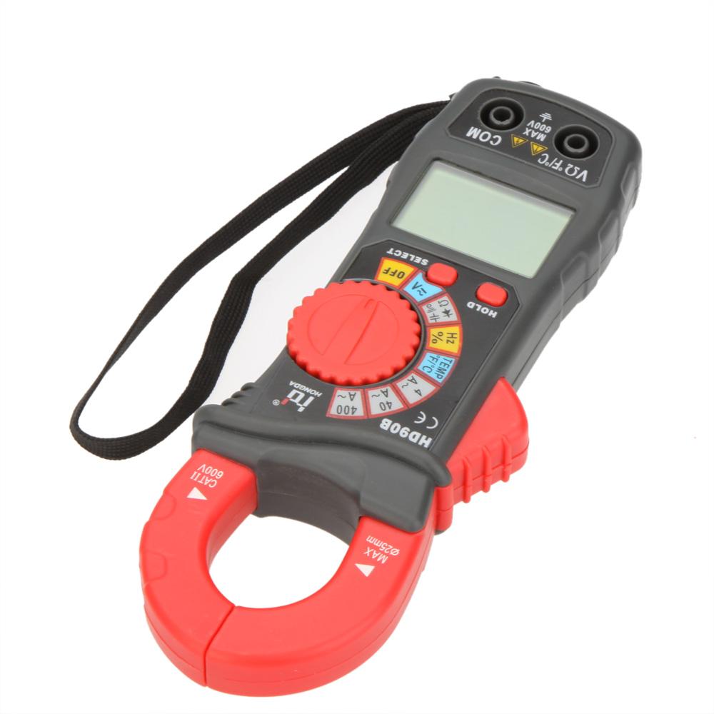 Auto Meter Clamp : Hd b auto range digital clamp meter lovdock