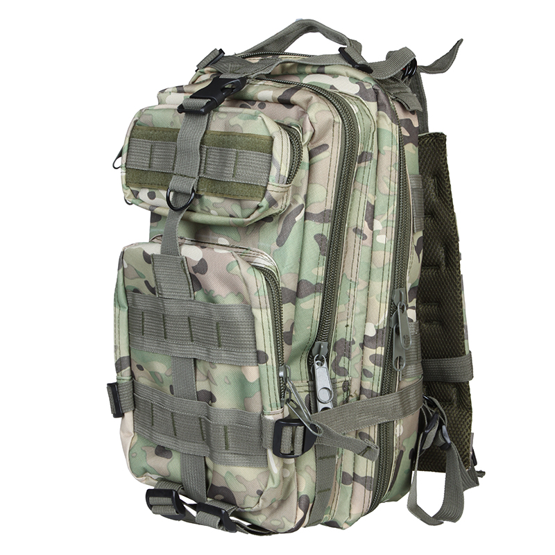 dffc85f96392 Outdoor Sport Military Tactical Backpack Molle Rucksacks Camping ...
