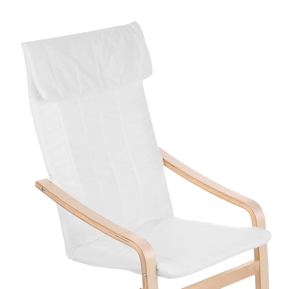 chaise en bois contemporaine ikayaa inclinables bentwood lounge chair solide bouleau avec. Black Bedroom Furniture Sets. Home Design Ideas