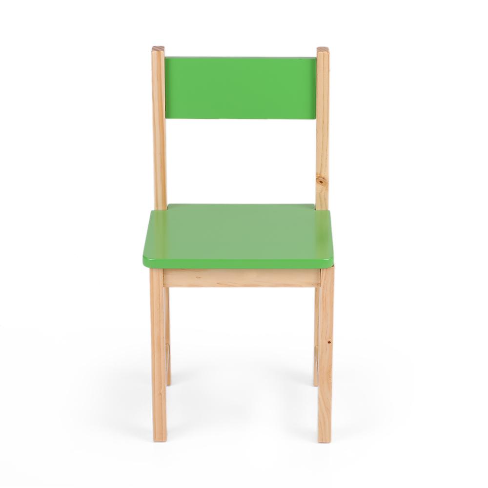 chaise en bois pour enfant ikayaa 5 coloris disponibles - Chaise Coloree