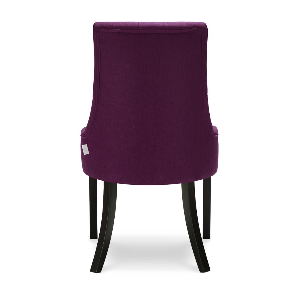 IKayaa Accent Leinengewebe Esszimmer Stuhl