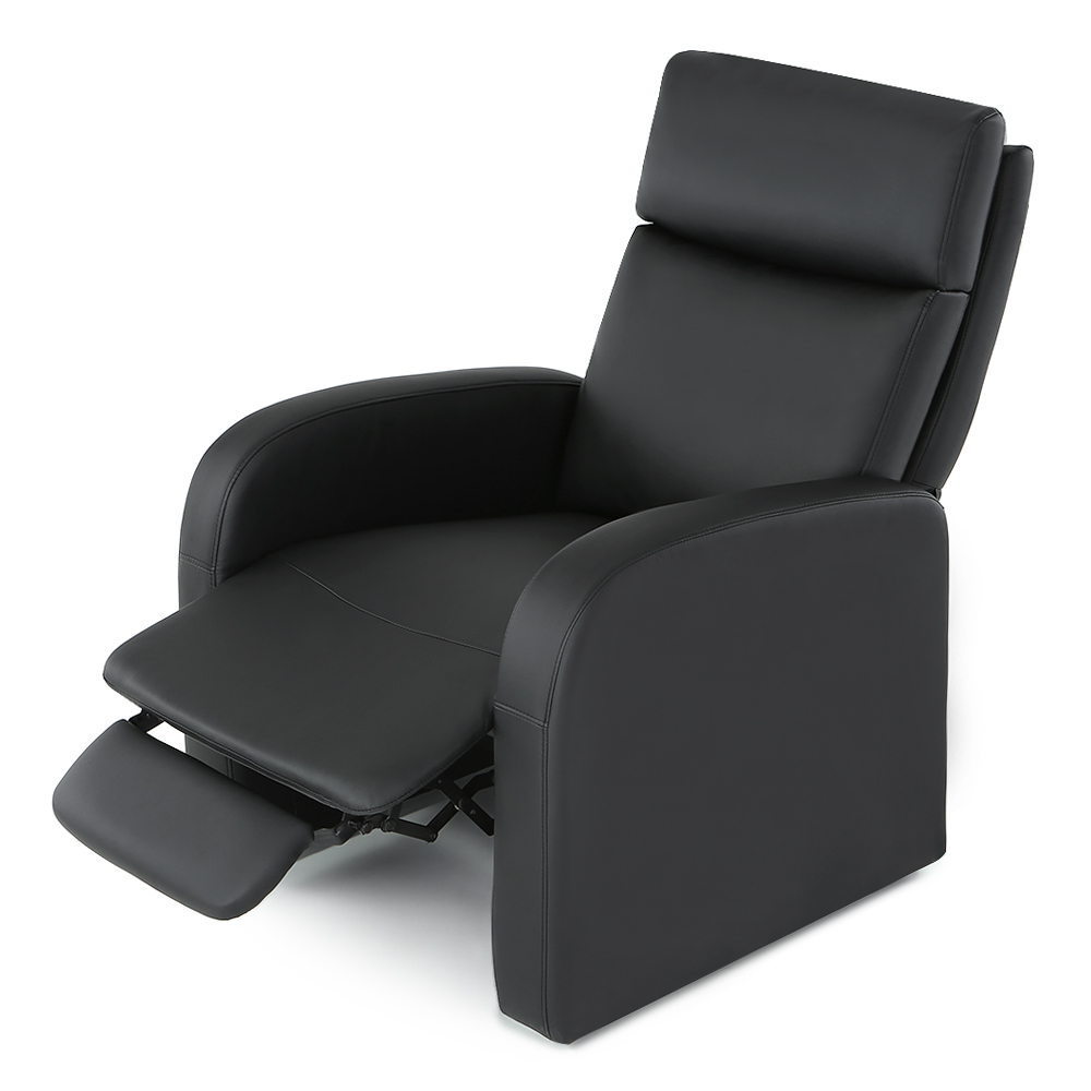Only IKayaa Moderne Confortable Salon Fauteuil Inclinable - Fauteuil inclinable